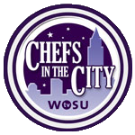 Chefs in the City logo from WOSU