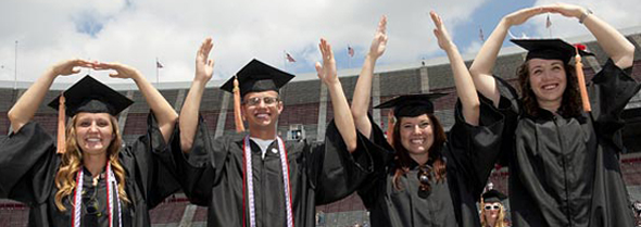 Ohio State graduates