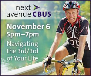 Next Avenue CBus - November 6 5pm-7pm Navigating the 3rd/3td of Your Life