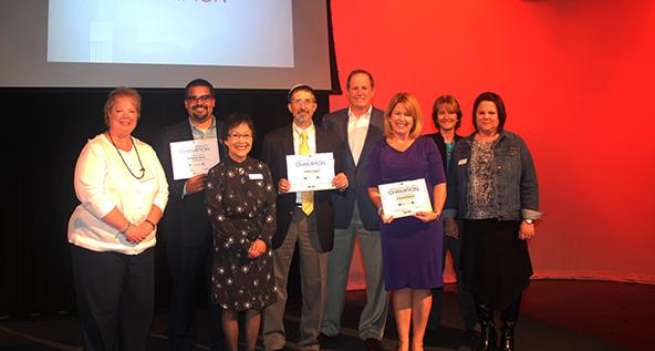WOSU's 2015 American Graduate Champions