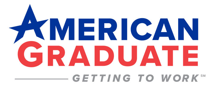 American Graduate logo - Getting To Wordk