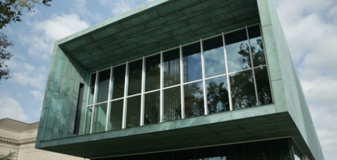 The Margaret M. Walter Wing at the Columbus Museum of Art
