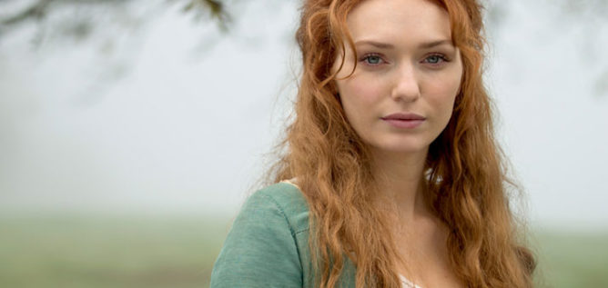 Demelza in Poldark Season 2
