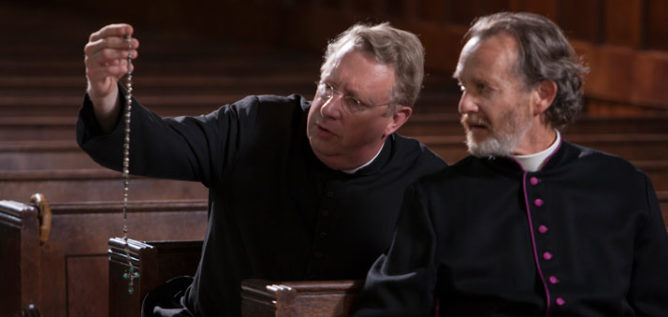 Father Brown Mystery of the Rosary