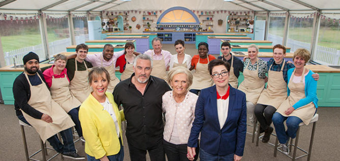 Great British Baking Show season 4 cast