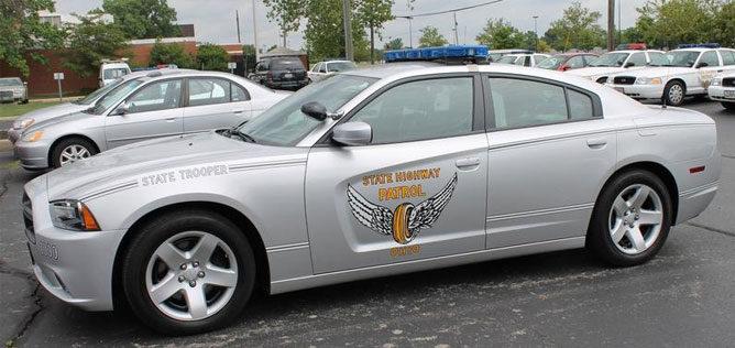 Ohio State Highway Patrol Police Cruiser