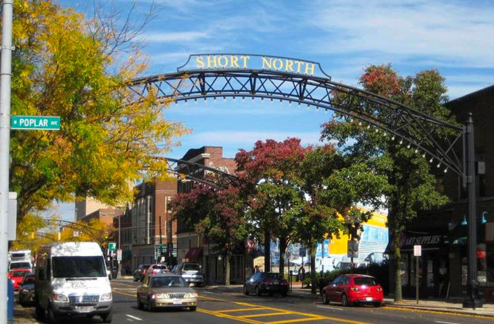 Short North Arches on High Street