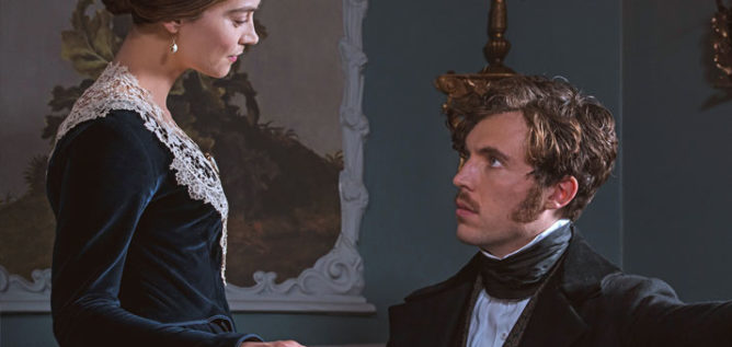 Victoria and Albert on season two of Victoria