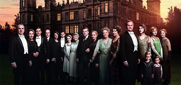 Downton Abbey | Series Six  We return to the sumptuous setting of Downton Abbey for the sixth and final season of this internationally acclaimed hit drama series. As our time with the Crawleys begins to draw to a close, we see what will finally become of them all. The family and the servants, who work for them, remain inseparably interlinked as they face new challenges and begin forging different paths in a rapidly changing world.  Photographer: Nick Briggs