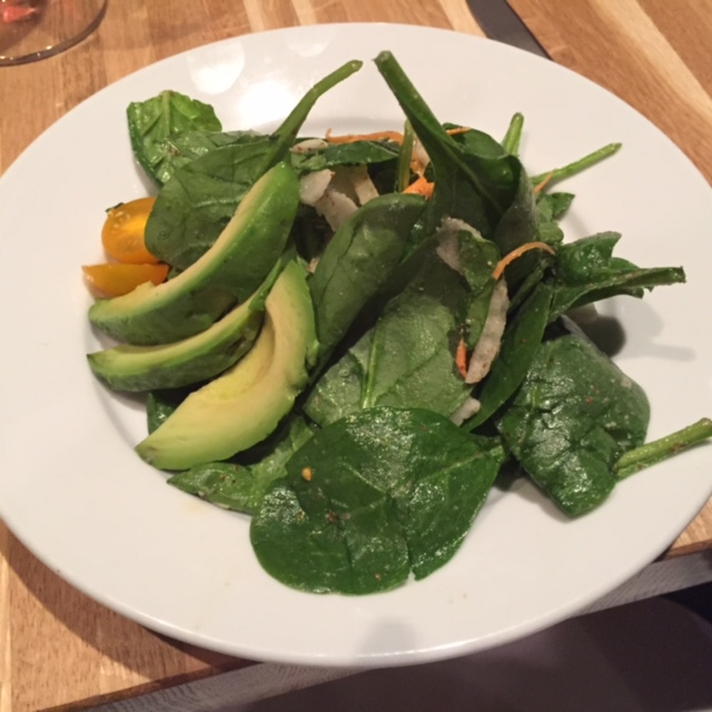 Homefare's avocado and fennel salad.
