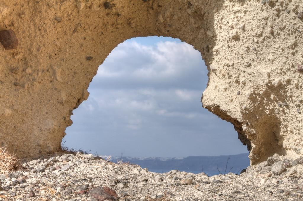 The Heart of Santorini.
