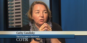 Cathy Candisky on Columbus on the Record