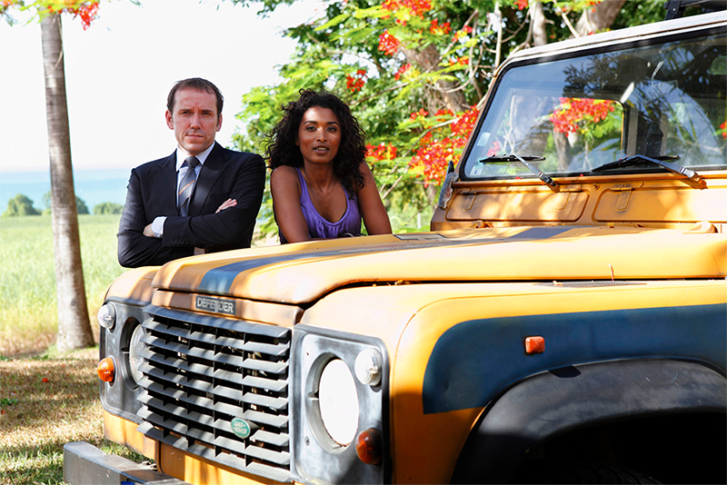Death in Paradise Season 2