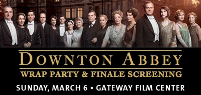 Downton Abbey Wrap Party & Finale Screening