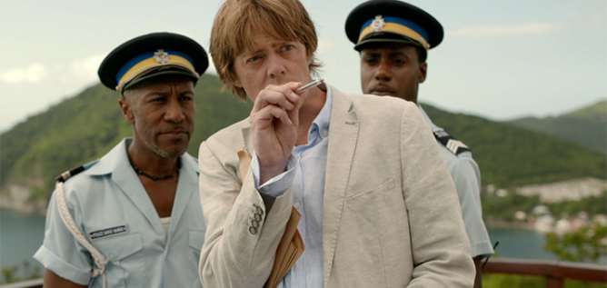 Death in Paradise Season 3 brings DI Humphrey Goodman