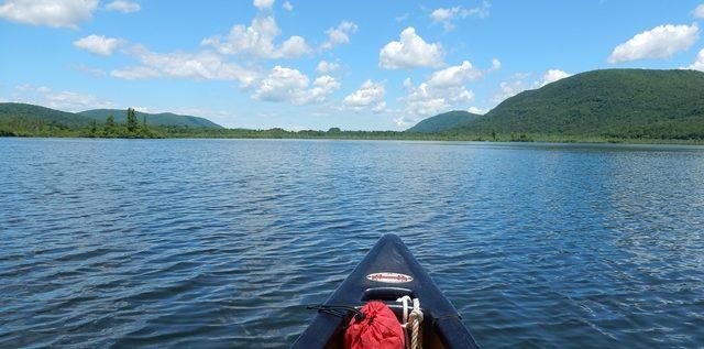 Bristol Pond Canoe trip 15