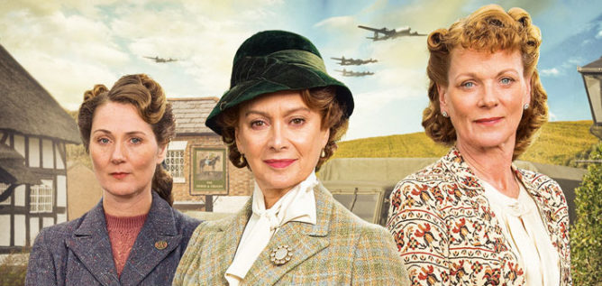 Home Fires Season 1 cast