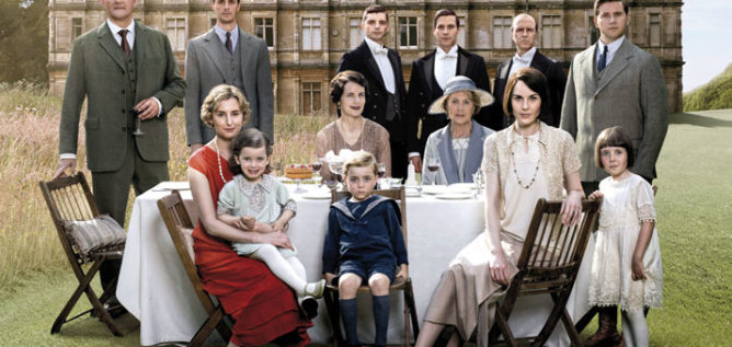 Downtown Abbey Season 6 Cast