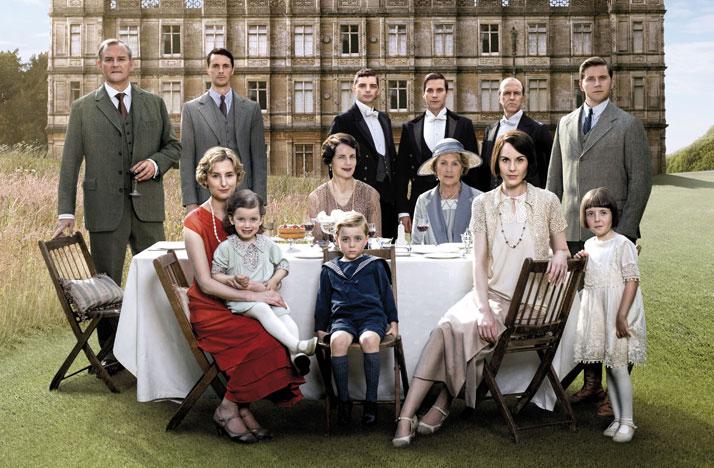Downtown Abbey Season 6 Cast
