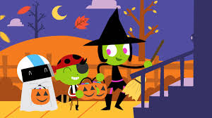 PBS Kids Halloween Celebration