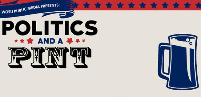 WOSU Public Media Presents Politics and a Pint