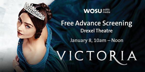 WOSU Public Media Free Advance Screening of Victoria, January 8, 10-noon at the Drexel Theatre.