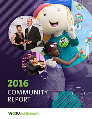 WOSU 2016 Community Report Cover