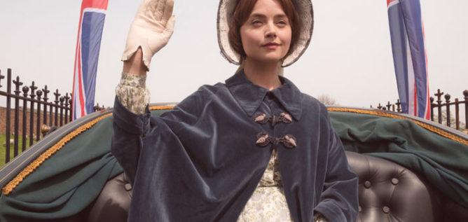 Jenna Coleman as Victoria. Photo: ITV Plc