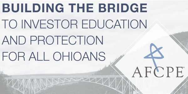 Building The Bridge To Investor Education and Protection For All Ohioans