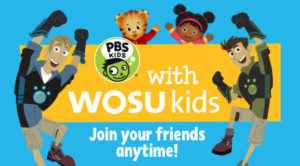 PBS Kids with WOSU Kids. Join your friends anytime!