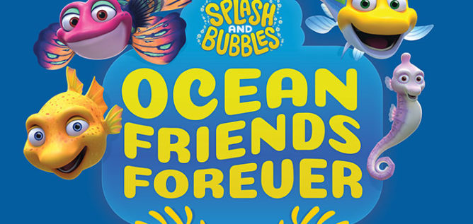 Splash and Bubbles Ocean Friends Forever 2017