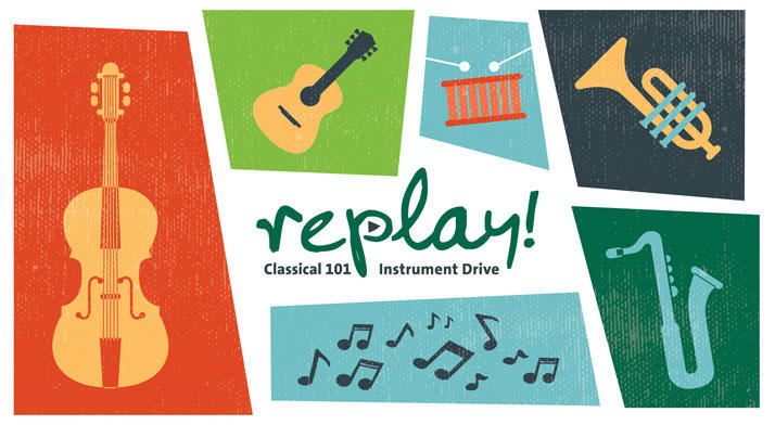 Classical 101 Replay Instrument Drive