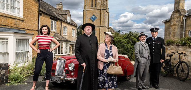 Father Brown Season 5 cast