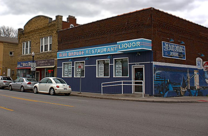 The Blue Danube In Old North Columbus Has Been Open Since 1940 Photo Kinsworthy 1 Wikimedia Commons
