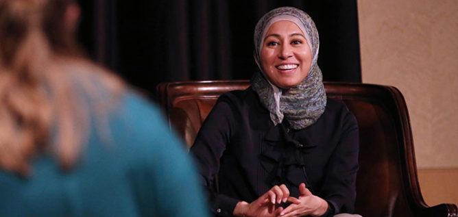 NPR political reporter Asma Khalid