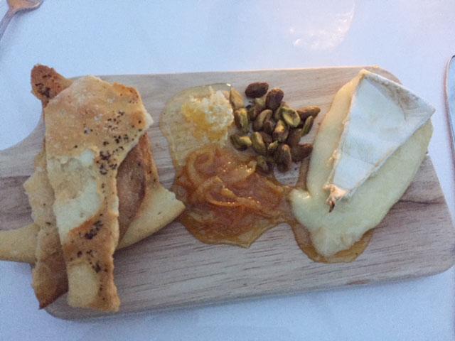 The Brie Plate at Juniper.