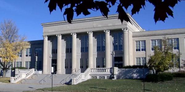 East High School in Columbus