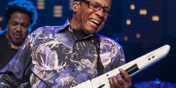 Herbie Hancock performs on Austin City Limits