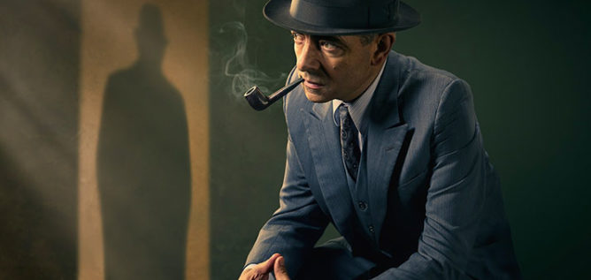 Rowan Atkinson stars as Maigret.