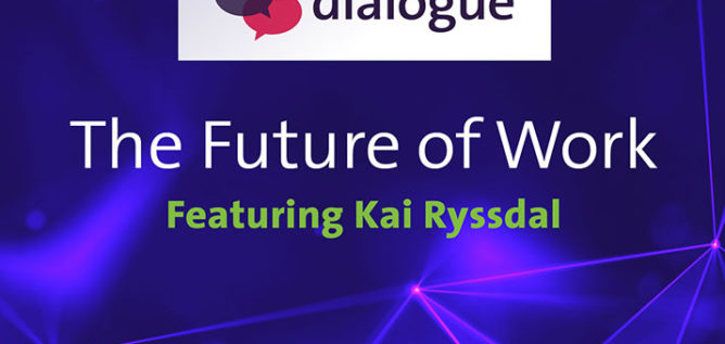 Dialogue: The Future of Work featuring Kai Ryssdal