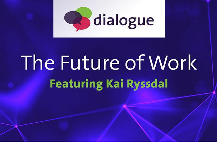 Dialogue: The Future of Work featuring Kai Ryssdal