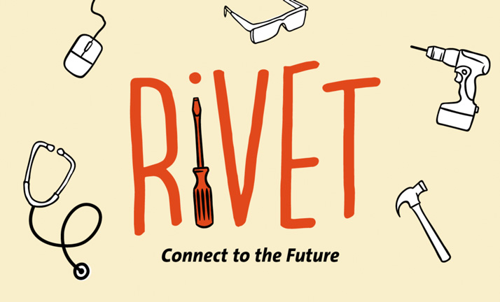 Rivet - Connecting to the Future.