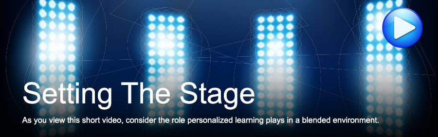 Setting The Stage - As you view this short video, consider how you can foster a learner-centered classroom.