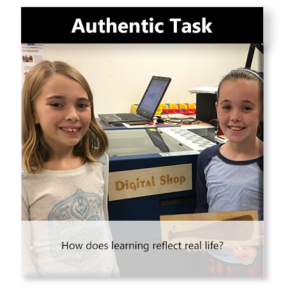Authentic Task