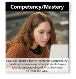 Competency/Mastery
