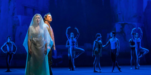 scene from Great Performances Orphee et Eurydice from Lyric Opera of Chicago