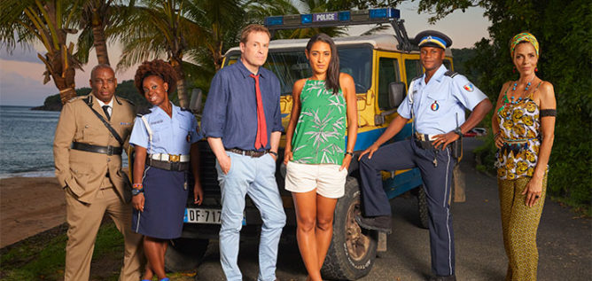 Death in Paradise Season 8 Cast