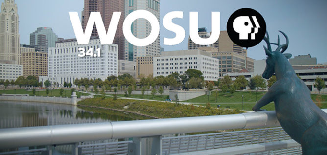 WOSU TV 34.1 - A Public Service of The Ohio State University - Columbus Skyline