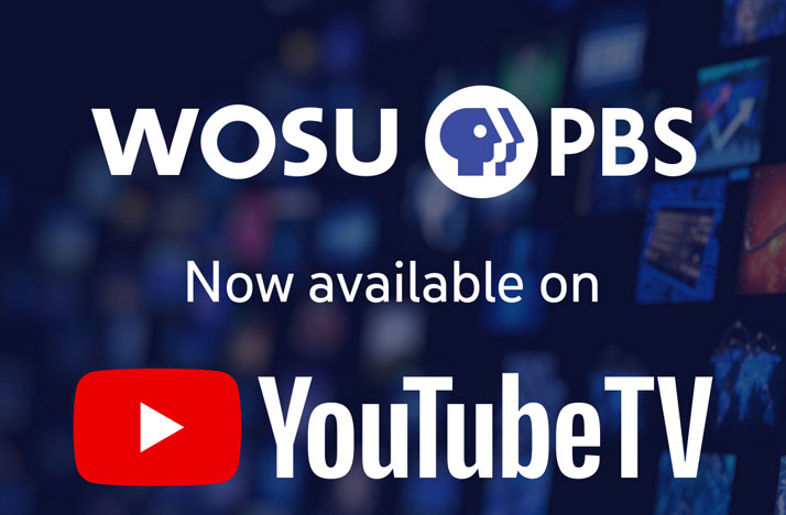 WOSU PBS - Now available on YouTube TV.
