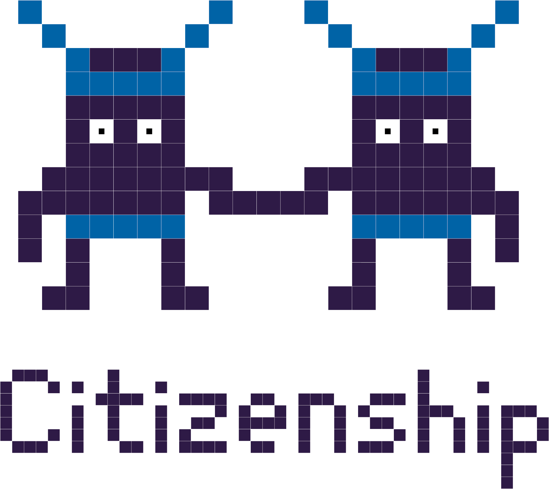 Digi-Fit characters Citizenship